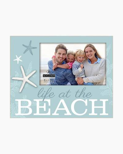 Life at the Beach Starfish Frame (4x6)