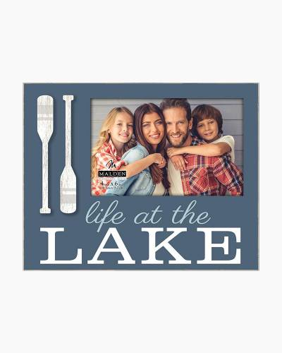 Life at the Lake Paddle Frame (4x6)