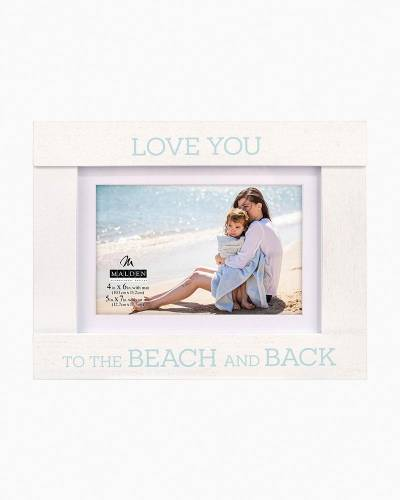 Love You To The Beach And Back Frame (4x6/5x7)