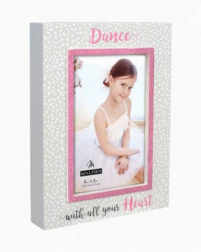 Dance With All Your Heart Frame (4x6)