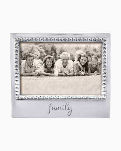 Family Statement Frame (4x6in)