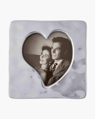 Open Heart Aluminum Frame