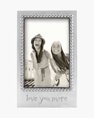 Love you more Frame ( 4 x 6 )