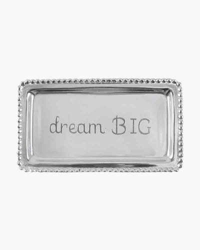 Dream Big Beaded Tray
