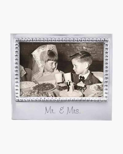 Mr. & Mrs. Frame (4x6in)