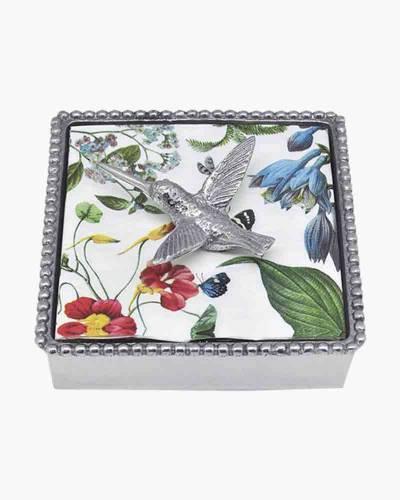 Hummingbird Napkin Box