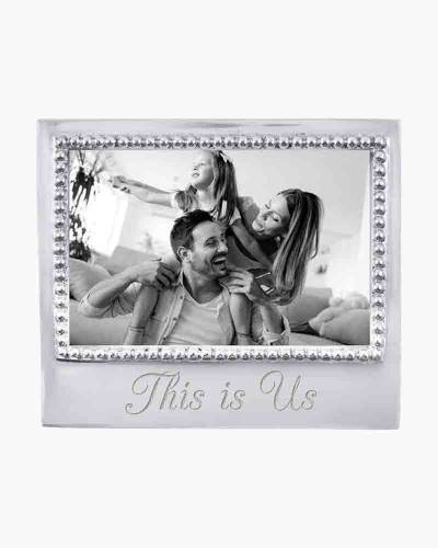 This is Us Beaded Frame (4x6)