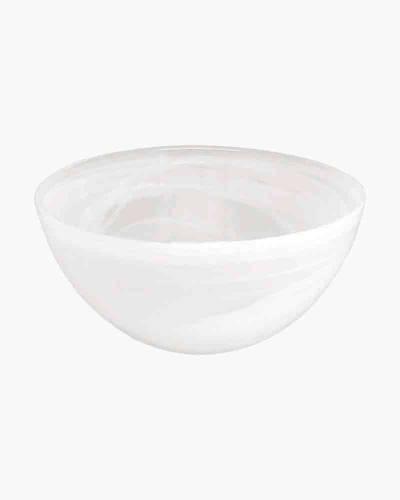 White Alabaster Individual Bowl