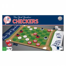 Masterpieces Puzzle Company New York Yankees Checkers Game