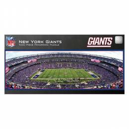 Masterpieces Puzzle Company New York Giants 1000pc Jigsaw Puzzle