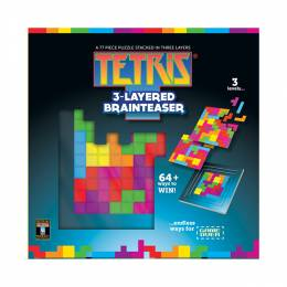 Masterpieces Puzzle Company Tetris Layered Brainteaser Puzzle