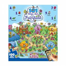 Masterpieces Puzzle Company 101 Things To Spot In Fairyland Puzzle