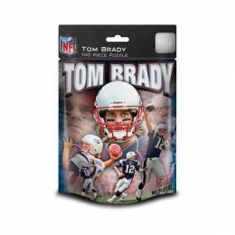 Masterpieces Puzzle Company Tom Brady Kids Puzzle