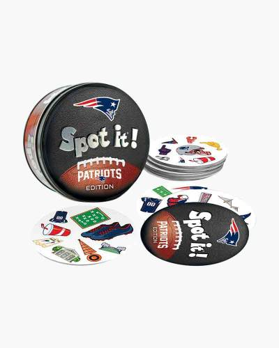 New England Patriots Spot It! Game