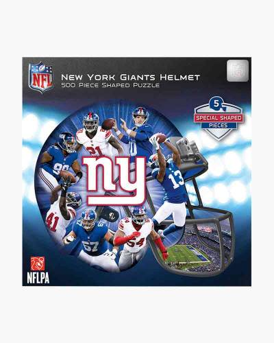 New York Giants Helmet Jigsaw Puzzle (500 pc)