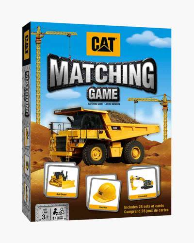 Caterpillar Matching Card Game
