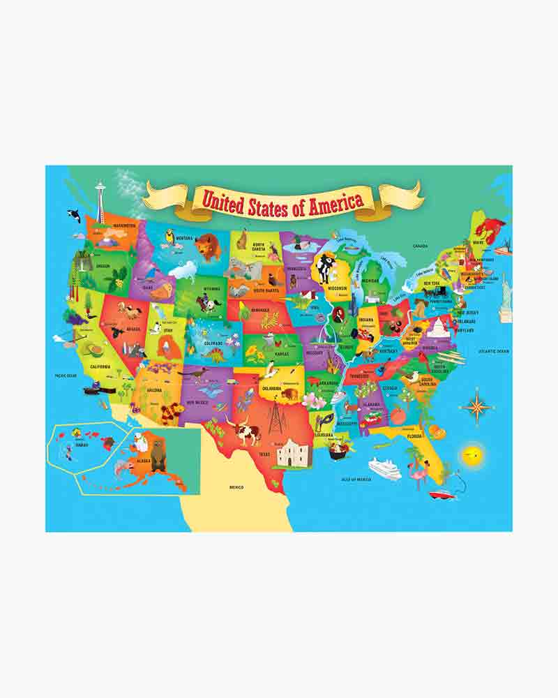 USA Map Jigsaw Puzzle (60 pc) Map Puzzle Of United States on world map puzzle, united states jigsaw puzzle, map of mexico puzzle, map of germany puzzle, map of hawaii puzzle, map of africa puzzle, u s map puzzle, map of ireland puzzle, united states wooden puzzle, map of israel puzzle, map of new york city puzzle, map of jamaica puzzle, map of iowa puzzle, new york united states puzzle, states and capitals puzzle, space puzzle, united states of america puzzle, south america puzzle, europe map puzzle, 50 states map puzzle,