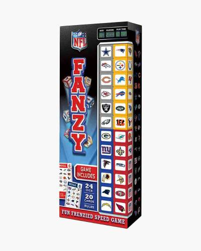 NFL Fanzy Speed Dice Game