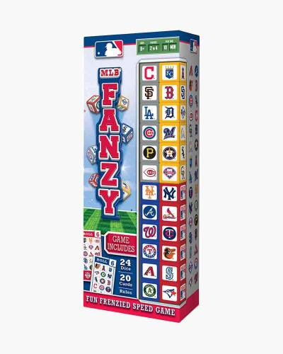 MLB Fanzy Speed Dice Game