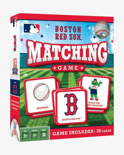 Boston Red Sox Matching Game