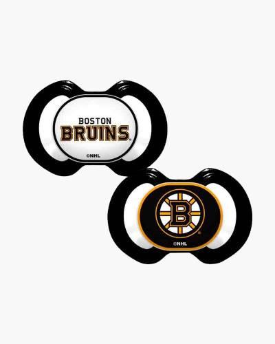 Boston Bruins Pacifiers (Set of 2)