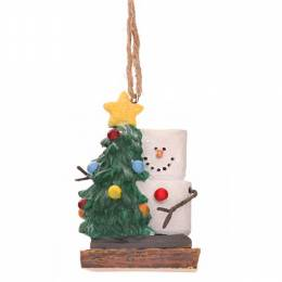 Midwest CBK Christmas Tree S'mores Ornament