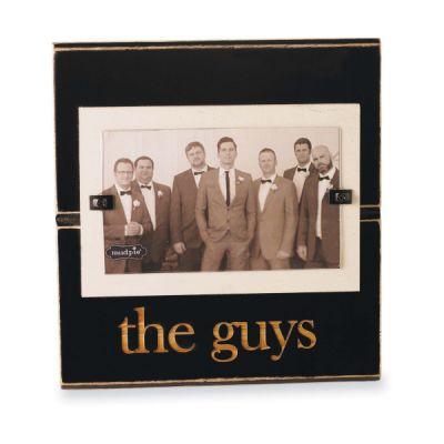 The Guys Photo Frame