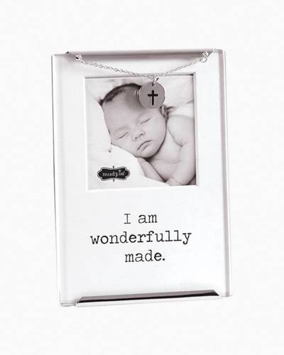 Wonderfully Made Glass Clip Frame