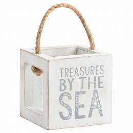 Mud Pie Treasures by the Sea Shell Display Box