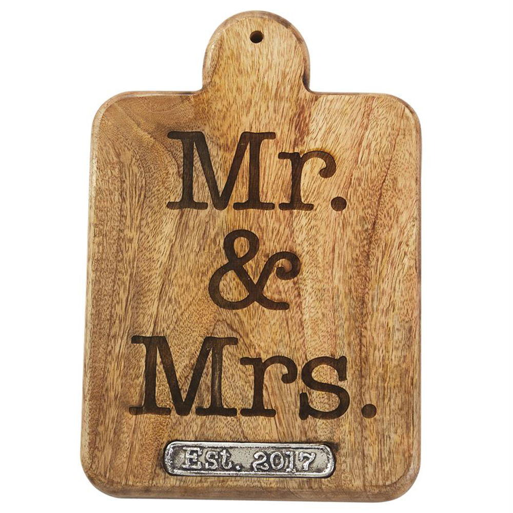 Mud Pie Mr. and Mrs. 2017 Paddle Board
