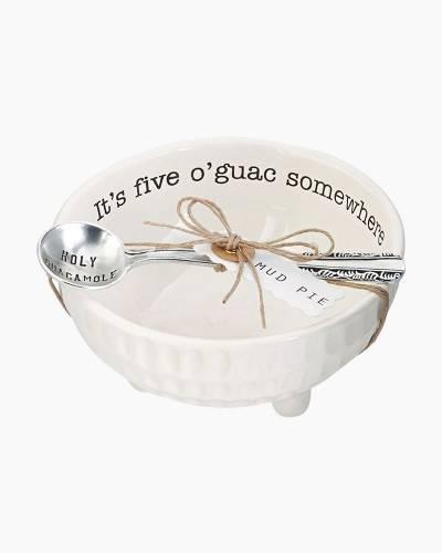 Guacamole Serving Dish Set
