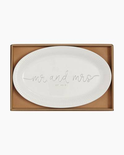 Mr. and Mrs. 2018 Tray