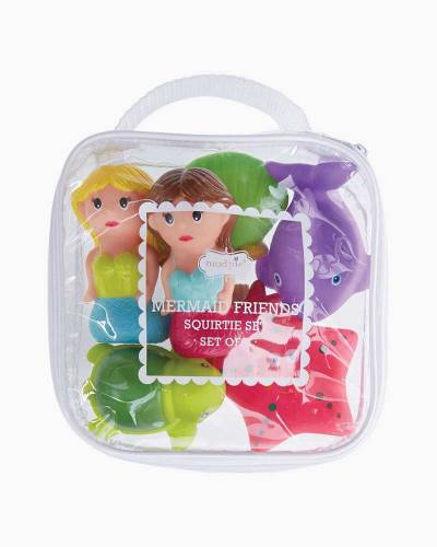 Mermaid Bath Squirts Toys