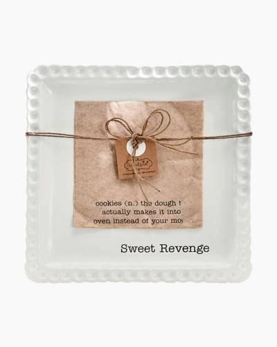 Sweet Revenge Cookie Plate
