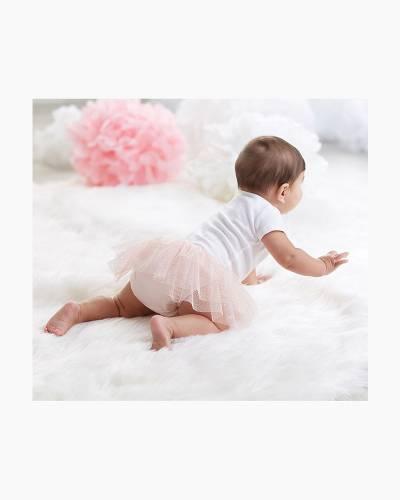 Pink Tutu Baby Bloomers (6-12 M)