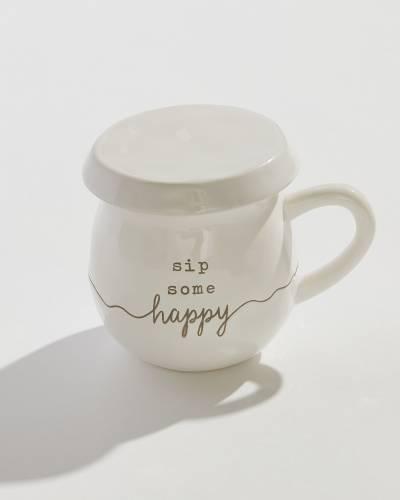 Happy Everything Tea Mugs (Assorted)