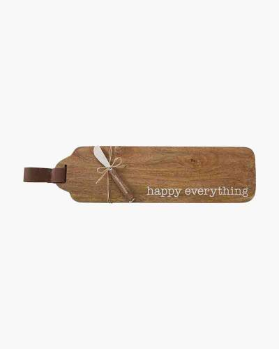 Happy Everything Wood Serving Board Set