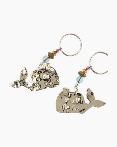 Whale Token Keychain
