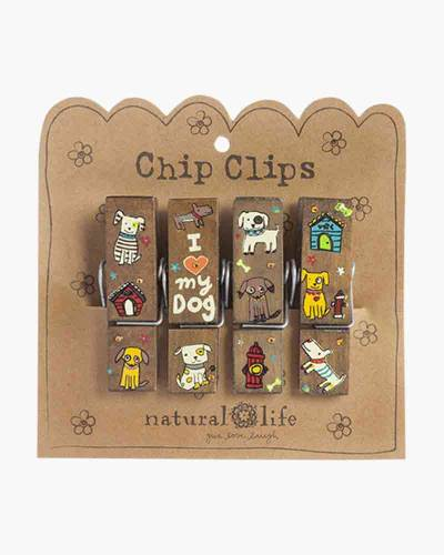Dog Chip Clips