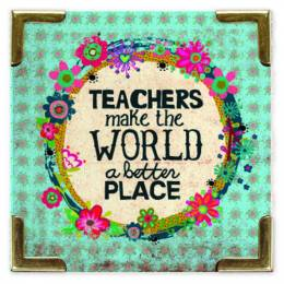 Natural Life Teachers Corner Magnet