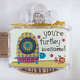 Natural Life Turtle-y Awesome Toothbrush Cover