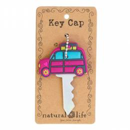 Natural Life Retro Car Key Cap