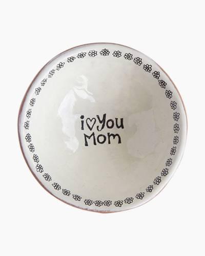 I Love You Mom Tiny Trinket Dish