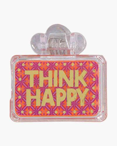 Think Happy Toothbrush Cover