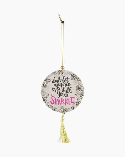 Don't Dull Your Sparkle Air Freshener