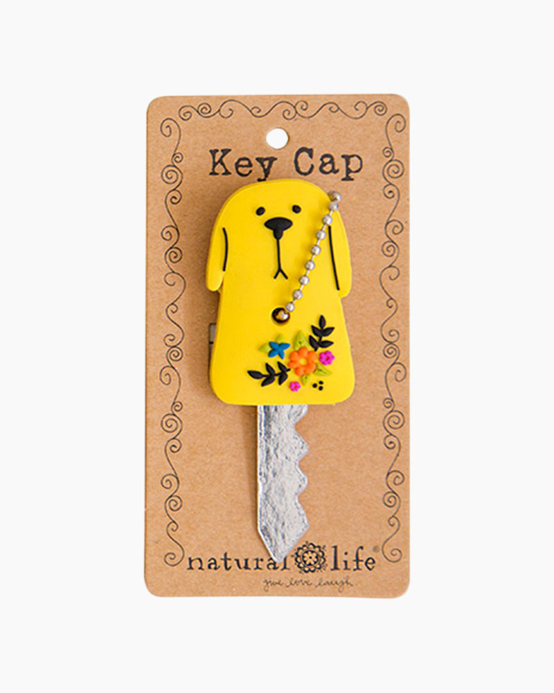 Natural Life Dog Key Cap
