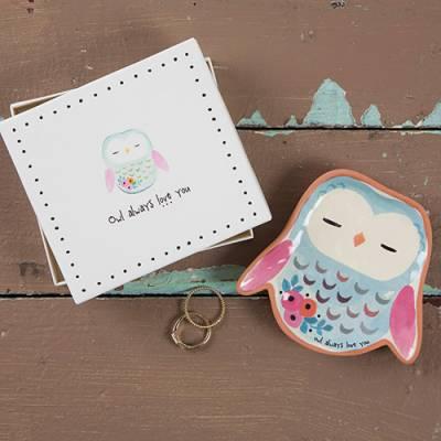 Owl Always Love You Trinket Dish