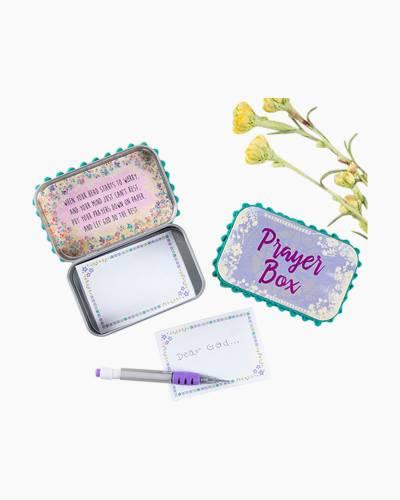 Purple and Pink Prayer Box