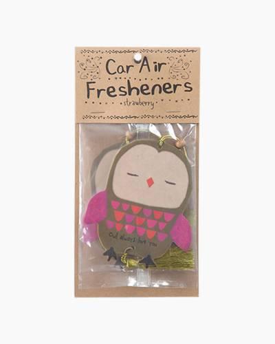 Owl Always Love You Air Freshener