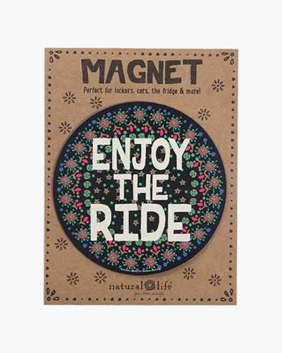 Enjoy the Ride Magnet